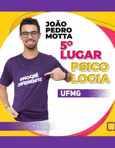 2020-João Pedro Santana Motta- 5º LUGAR -PSICOLOGIA -UFMG