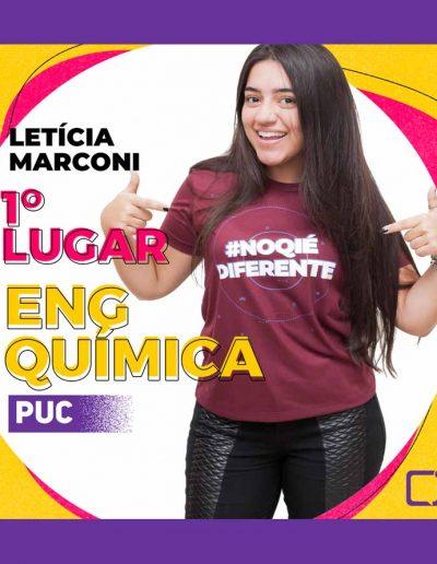 2020-Letícia Marconi- 1º LUGAR ENGENHARIA QUÍMICA PUC
