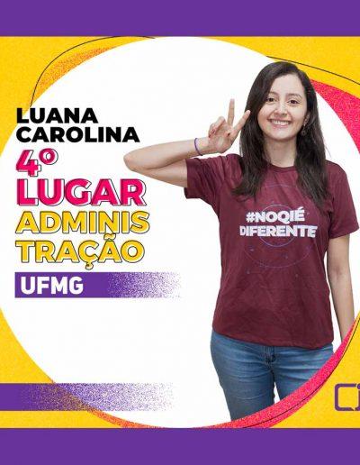 2020-Luana Carolina de Oliveira Silva- 4º LUGAR - ADMINISTRAÇÃO - UFMG