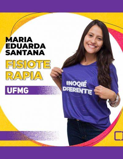 2020-Maria Eduarda Santana Carneiro - FISIOTERAPIA - UFMG